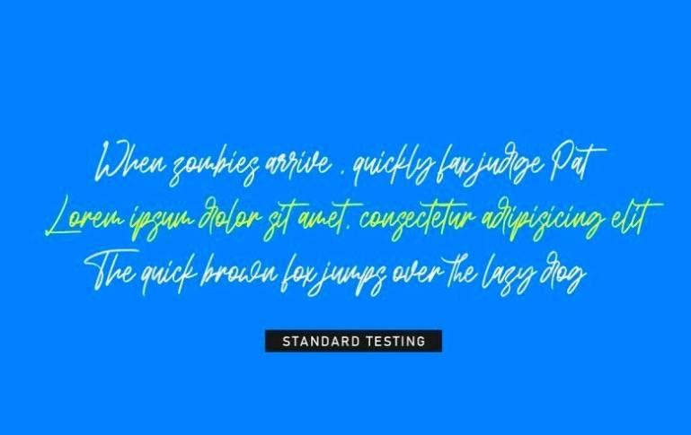 Bandoong Font free