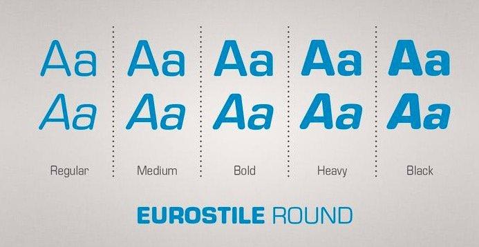 Download Eurostile Font free