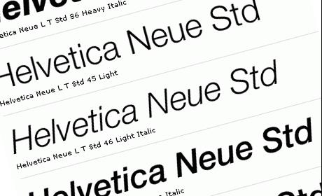 Helvetica LT Std (Complete)