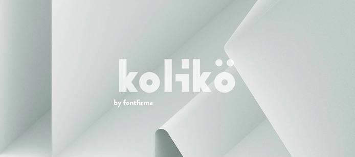 Koliko Font - Download font