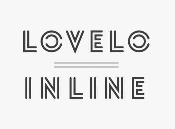 Lovelo Font download