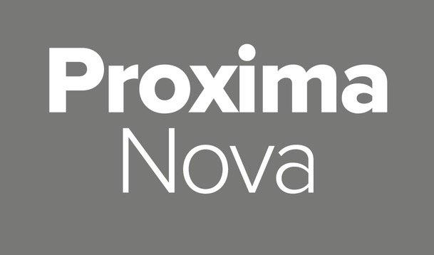 Proxima Nova Font free download for all