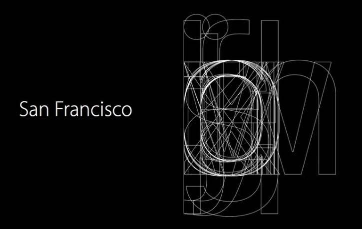 San Francisco font free download