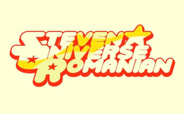 Steven Universe font