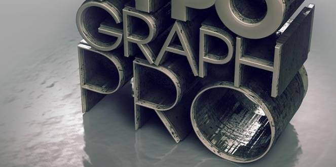Typograph Pro font
