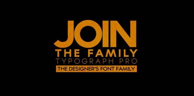 Typograph Pro font free