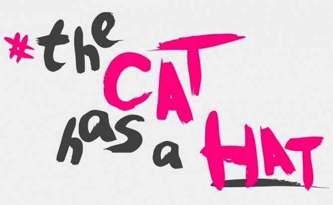 cat in the hat font free download