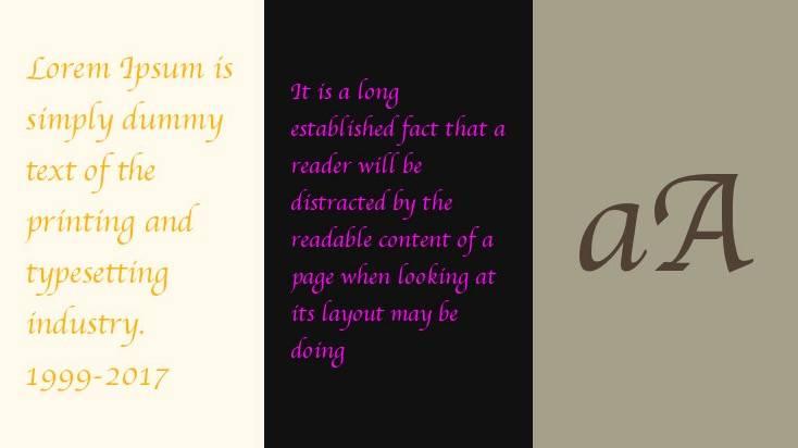 black chancery font free download
