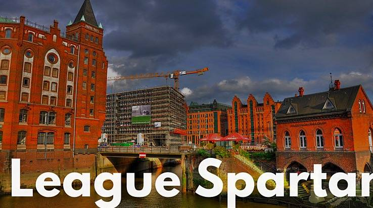 League Spartan font download
