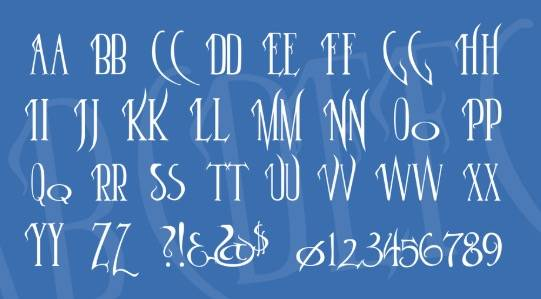 Parseltongue Font free