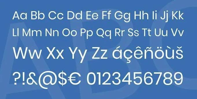 Poppins Font download
