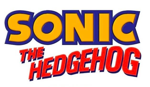 Sonic the Hedgehog Logo font free