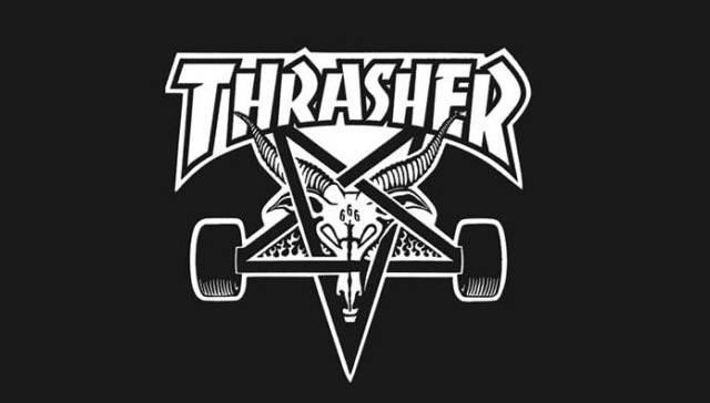 Thrasher Magazine font