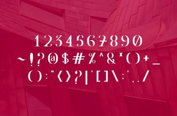 download Agrasia Serif Font