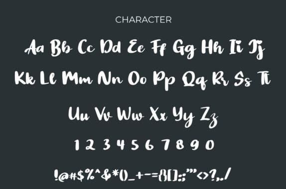 download Amilo Unique Script Font