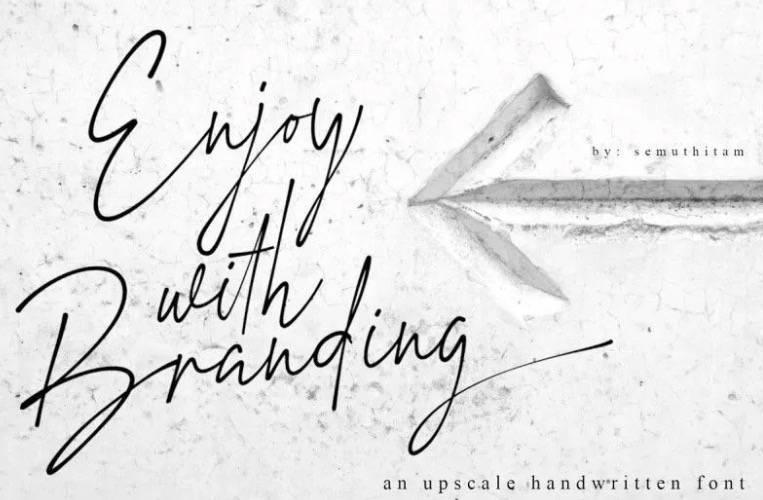 Amstirdam Handwritten Font free download