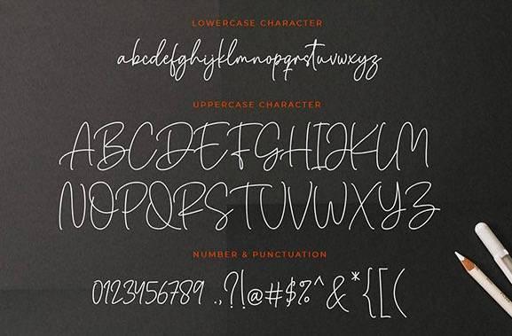 Bellinda Christina Handwritten Font free