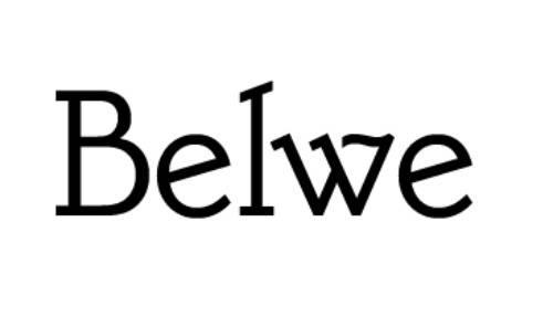 Belwe Font download