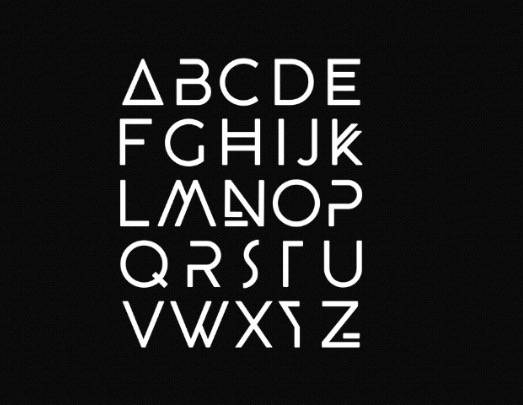 Beyno Font - A modern Graffiti font