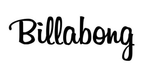 Billabong Font free