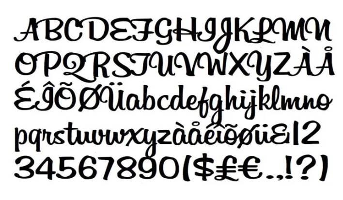 Billabong Font free download