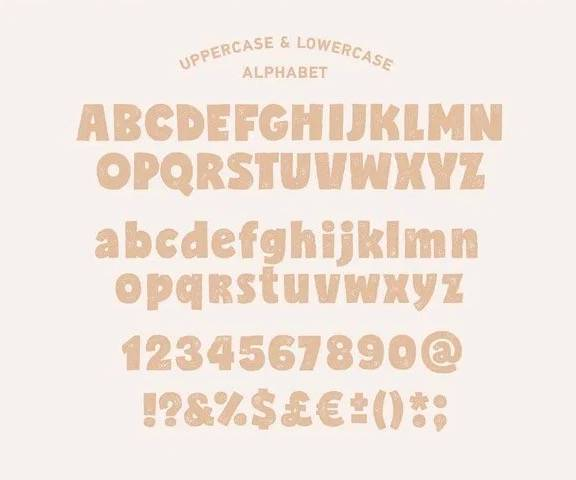 Candy Font free download