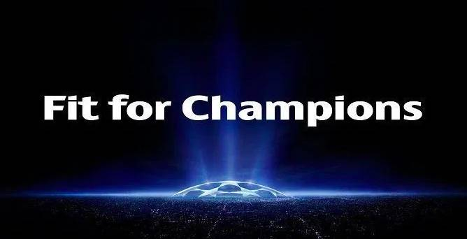 Champions League Font