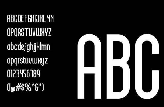 download Delvon Sans Serif Font