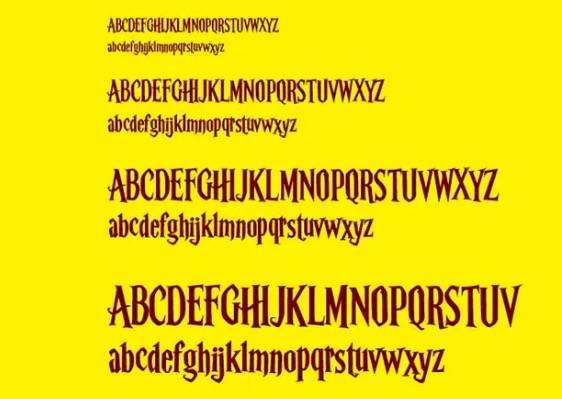 download Hocus Pocus font