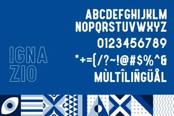 Ignazio Sans Serif Font download