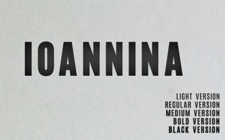 Ioannina Font