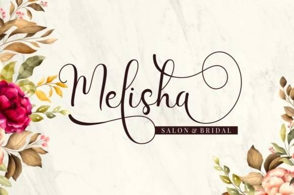 Latisha Calligraphy Font download