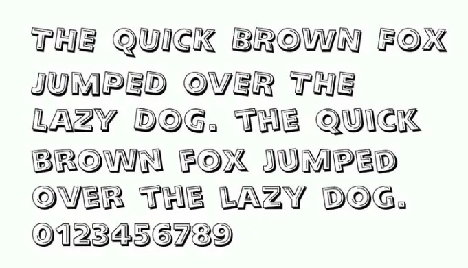 download Looney Tunes font