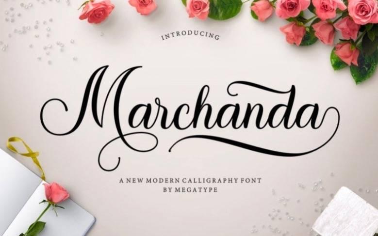 Marchanda Font download