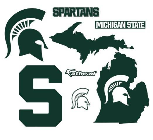 Michigan State Spartans Font