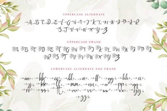download Rayya Calligraphy Font