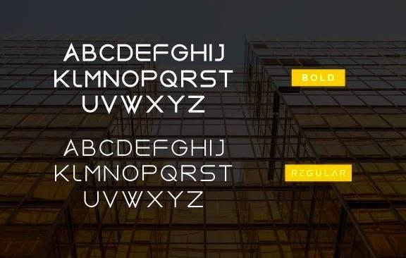 Roto Sans Serif Font download