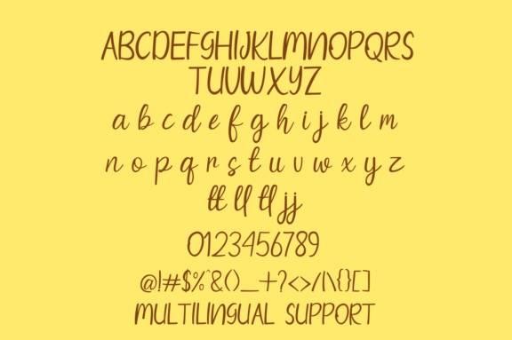 Salthing Modern Font