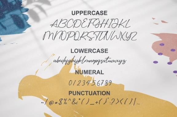 Sidelines Script Font download