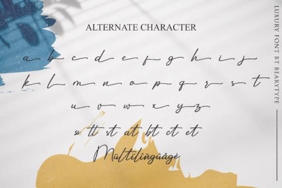 Sidelines Script Font
