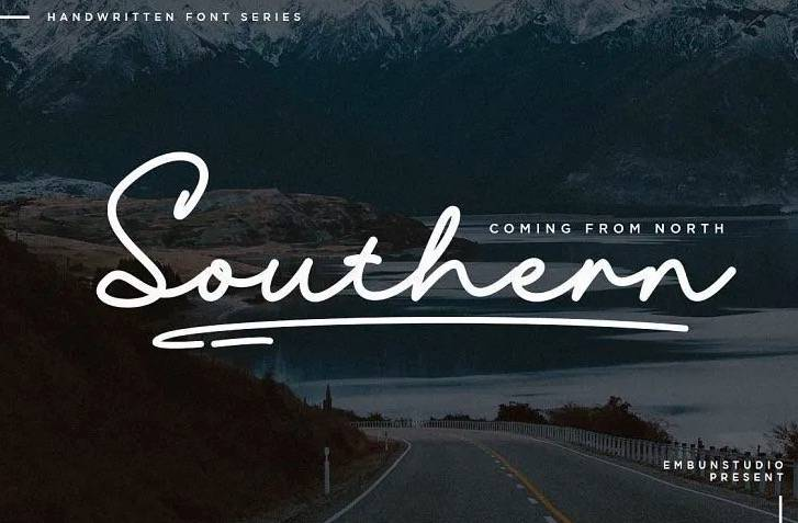 Southern Font download