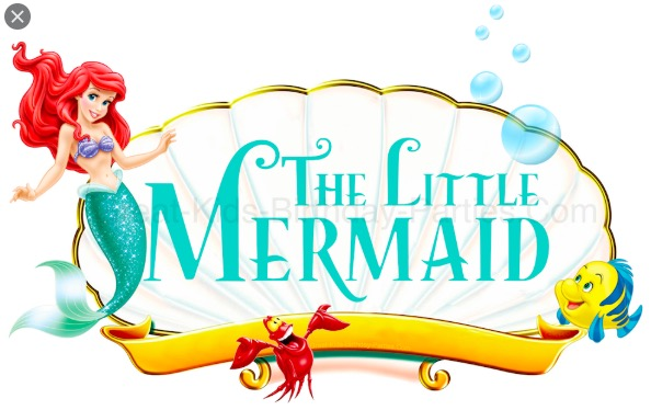 The Little Mermaid font