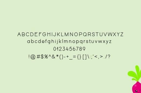 free Truelove Display Font