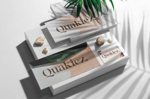 free Quakiez Luxury Serif Font