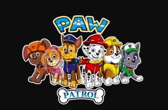 Paw Patrol Font download