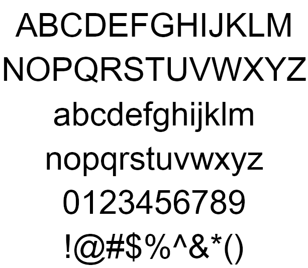 Arial Unicode MS Font Download