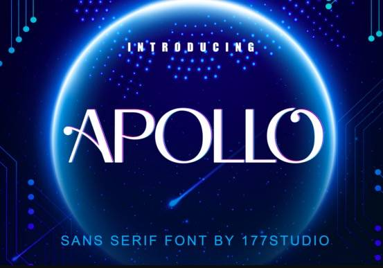 Apollo Font