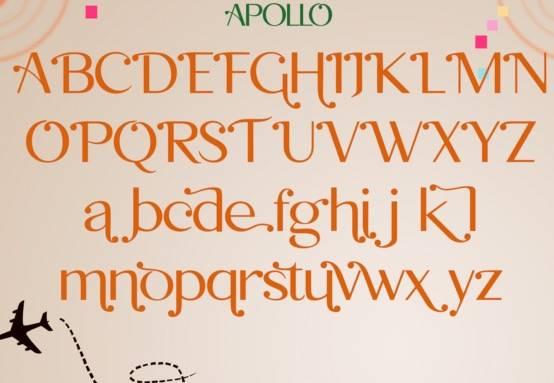 Apollo Sans Font download