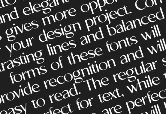 Apollo Sans Serif Font download