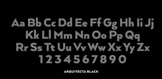 Arquitecta Font download